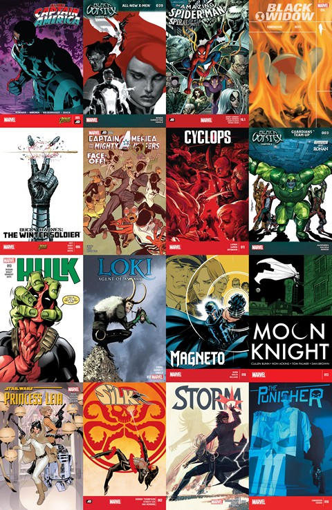 2015.03.18 Marvel NOW+ Free Download