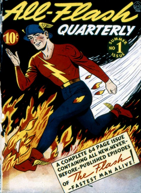All-Flash #1 – 32 Free Download