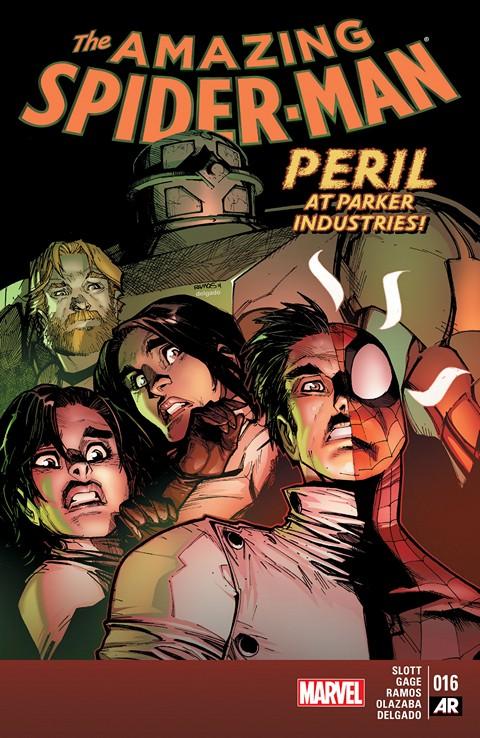Amazing Spider-Man #16 Free Download