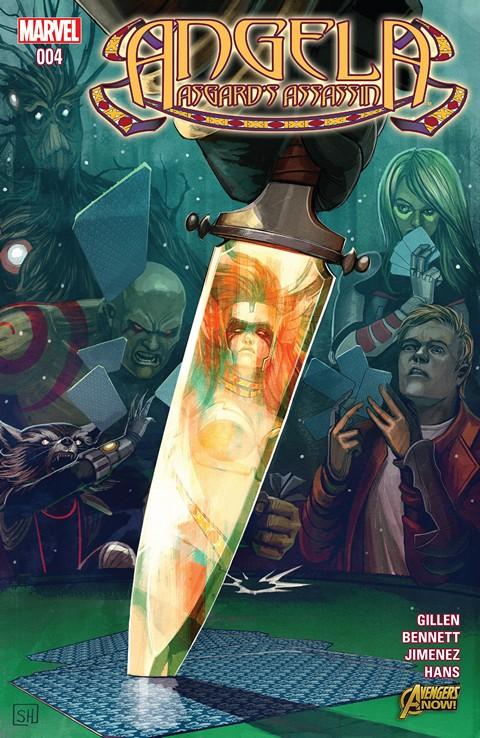 Angela – Asgard's Assassin #4 Free Download