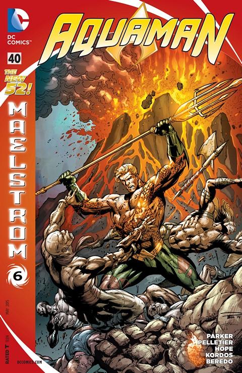 Aquaman #40 Free Download