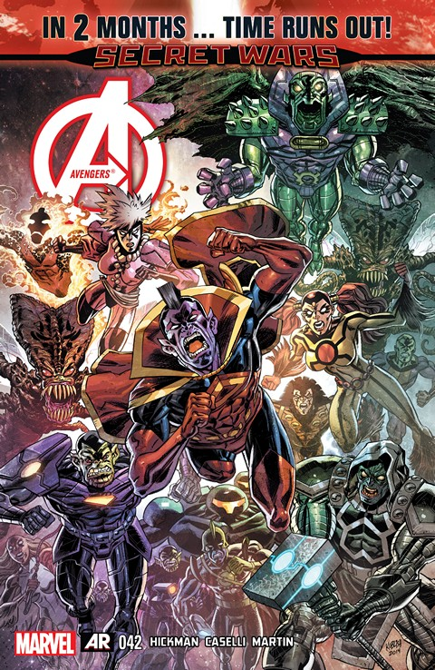 Avengers #42 Free Download