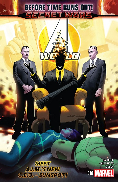 Avengers World #18 Free Download