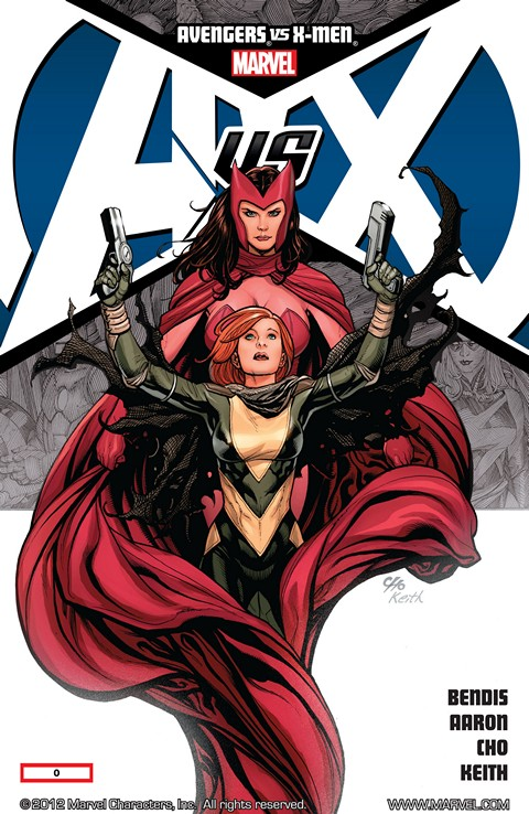 Avengers vs. X-Men #0 – 12 Free Download