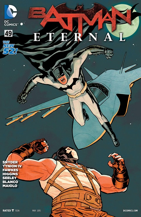 Batman Eternal #49 Free Download