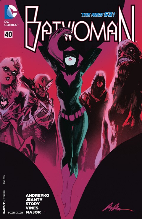 Batwoman #40 Free Download