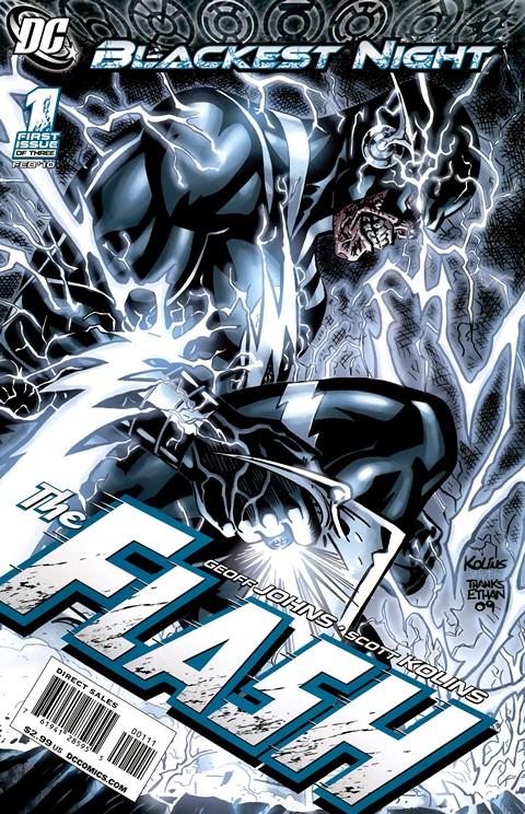 Blackest Night – The Flash #1 – 3 (2010)