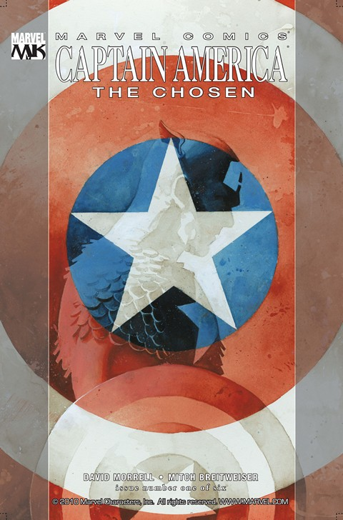 Captain America – The Chosen #1 – 6 Free Download