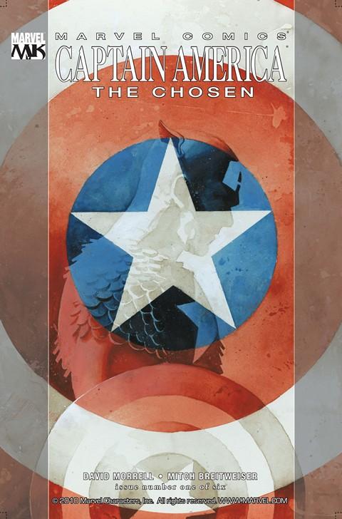 Captain America – The Chosen #1 – 6 Free Download