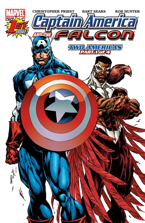 Captain America & the Falcon #1 – 14 Free Download