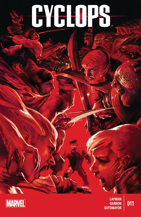 Cyclops #11 Free Download