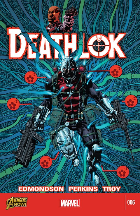 Deathlok #6 Free Download