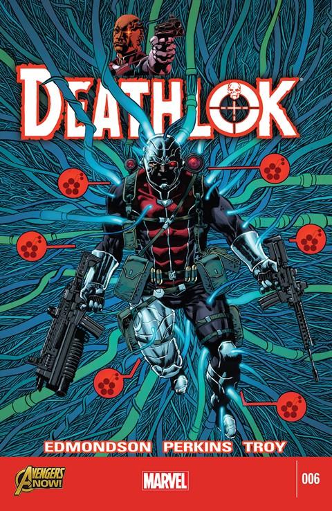 Deathlok #6 Free Download
