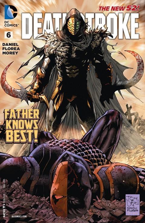 Deathstroke #6 Free Download