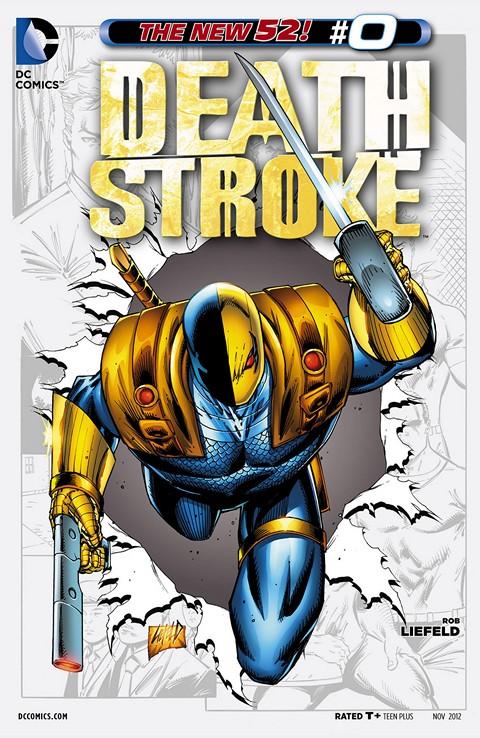 Deathstroke v2 #0 – 20 Free Download