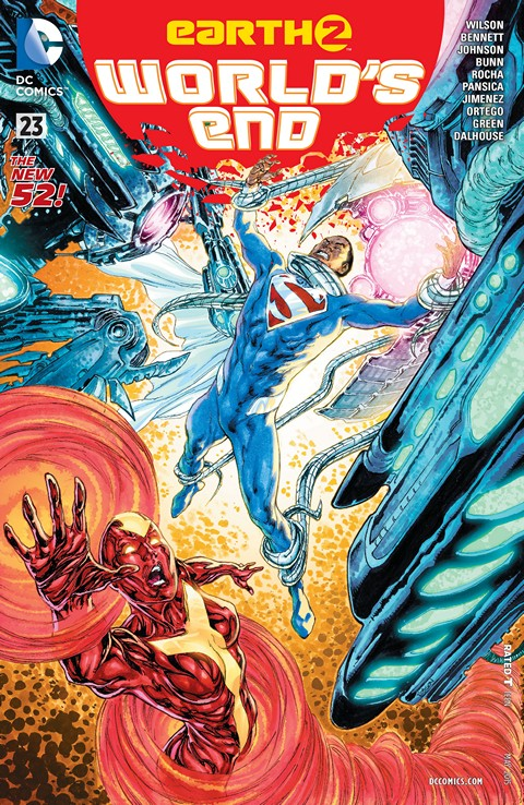 Earth 2 – World's End #23 Free Download
