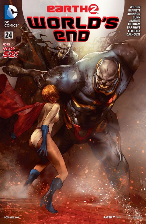 Earth 2 – World's End #24 Free Download