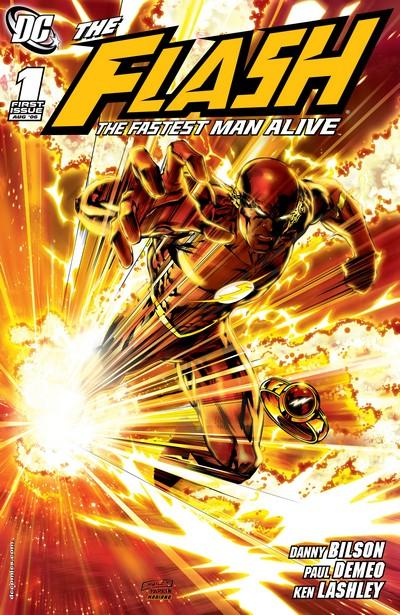 Flash – The Fastest Man Alive #1 – 13 (2006-2007)