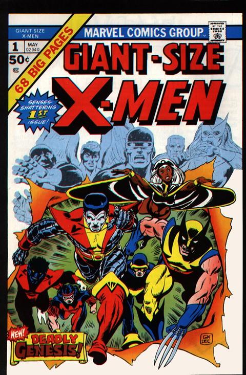 Giant-Size X-Men #1 Free Download