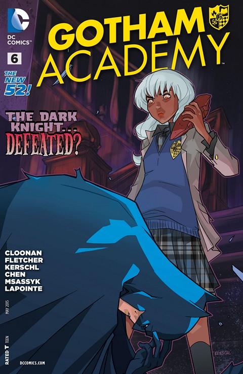 Gotham Academy #6 Free Download