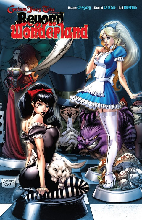 Grimm Fairy Tales – Beyond Wonderland Vol 1 Free Download
