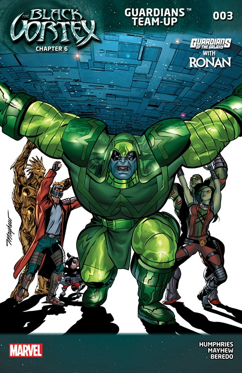 Guardians Team-Up #3 Free Download