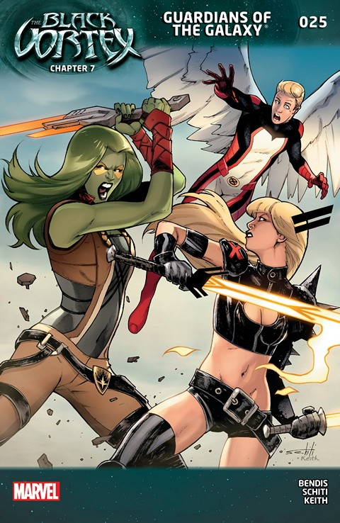 Guardians of the Galaxy #25 Free Download