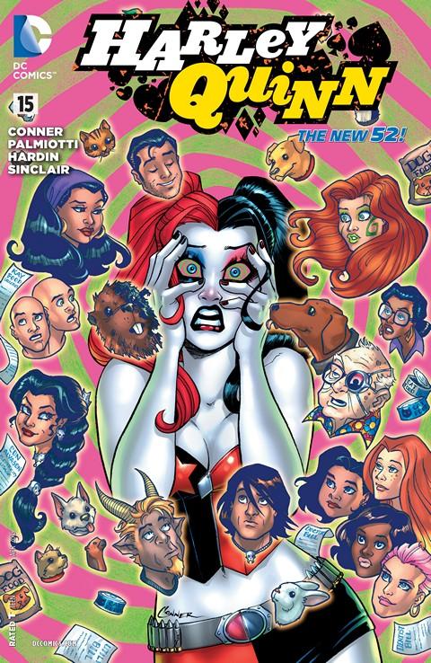 Harley Quinn #15 Free Download