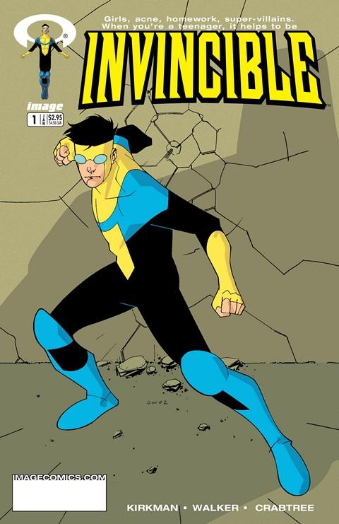 Invincible #1 – 126