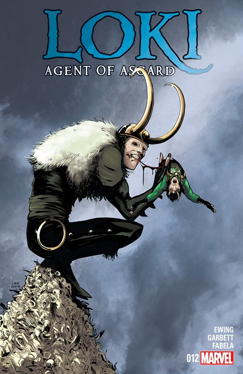 Loki – Agent of Asgard #12 Free Download