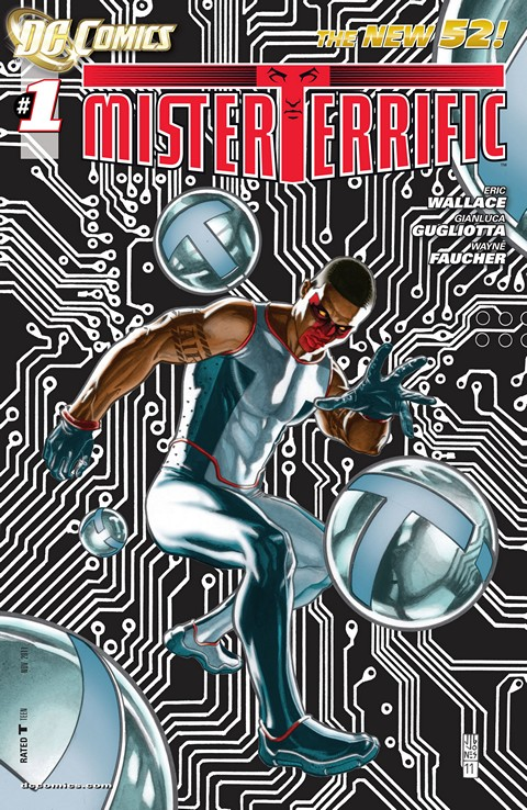 Mister Terrific #1 – 8 Free Download