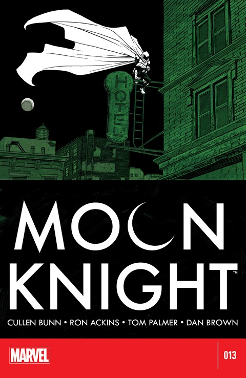 Moon Knight #13 Free Download