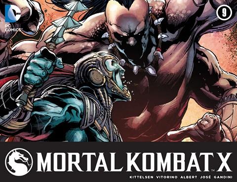 Mortal Kombat X #9 – 11 Free Download