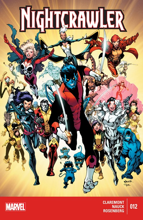 Nightcrawler #12 Free Download