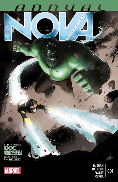 Nova Annual #1 Free Download
