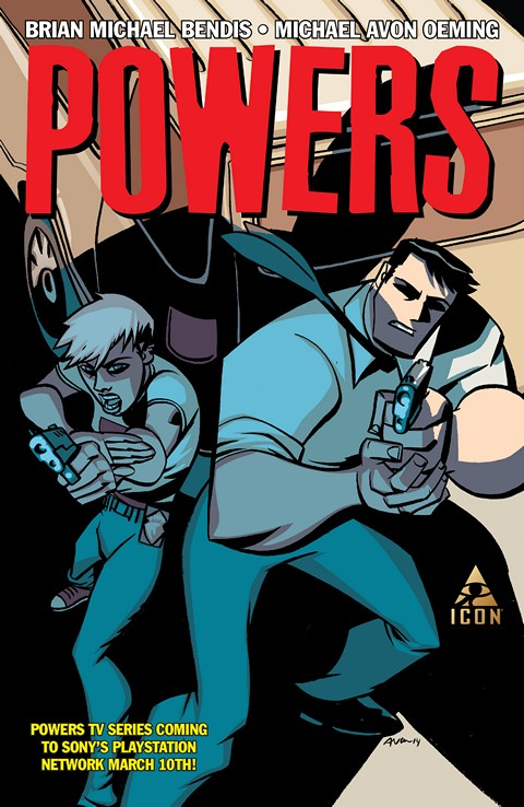 Powers #2 Free Download