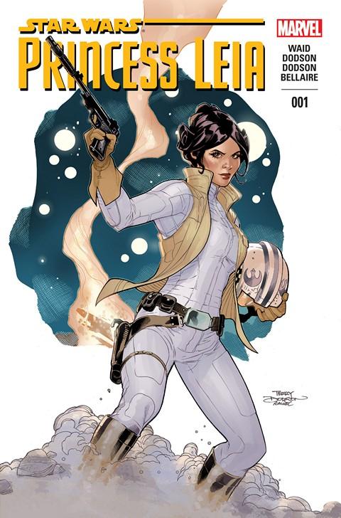Princess Leia #1 Free Download