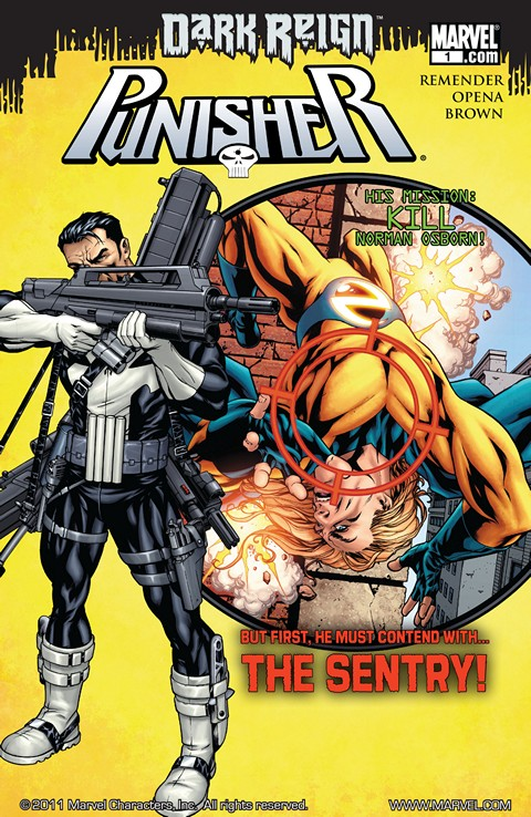 Punisher #1 – 21 + Annual Free Download
