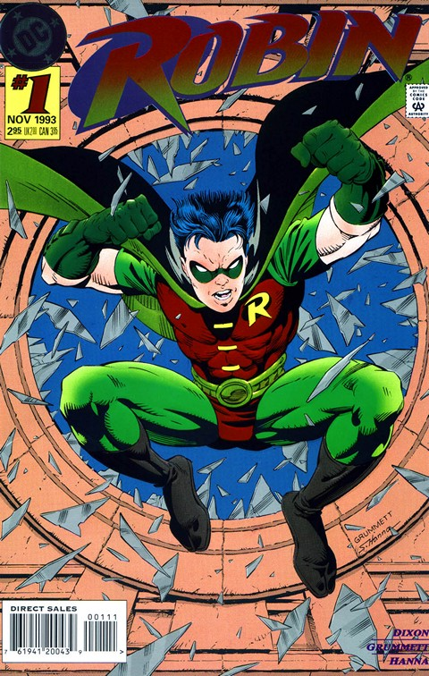 Robin #1 – 183 Free Download