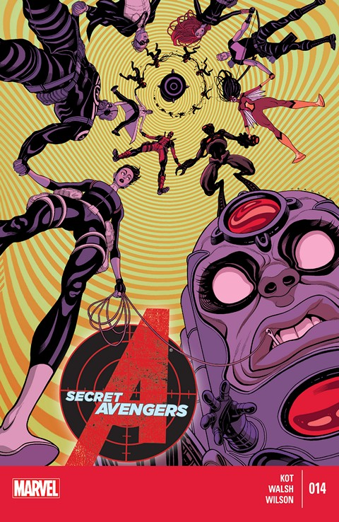 Secret Avengers #14 Free Download