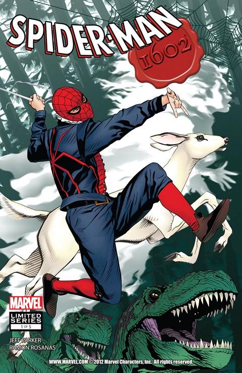 Spider-Man 1602 #1 – 5 Free Download