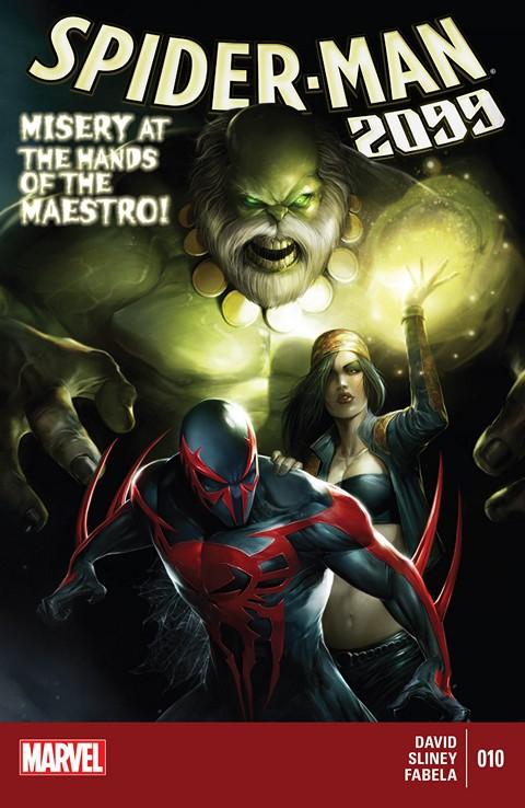 Spider-Man 2099 #10 Free Download
