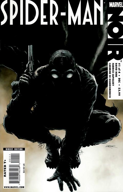 Spider-Man Noir #1 – 4 (2009)