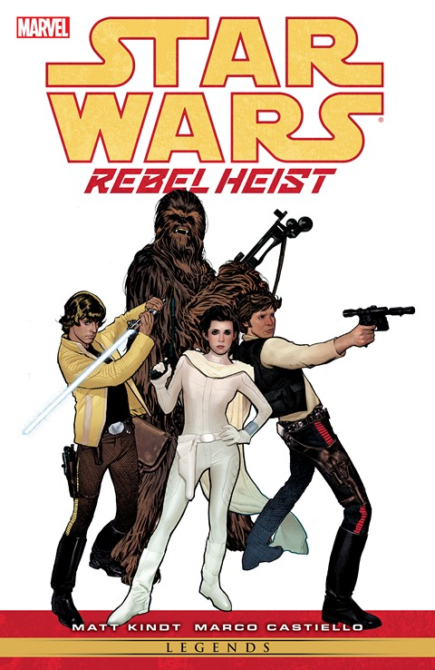 Star Wars – Rebel Heist Free Download