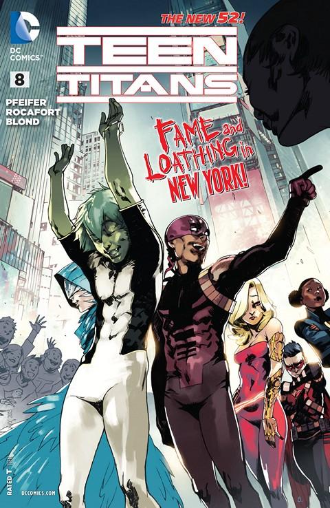 Teen Titans #8 Free Download