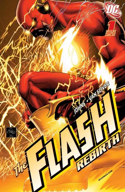 The Flash – Rebirth #1 – 6 (2009-2010)