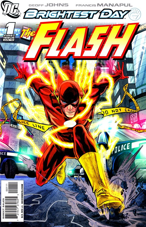 The Flash v3 #1 – 12 + Flashpoint Free Download