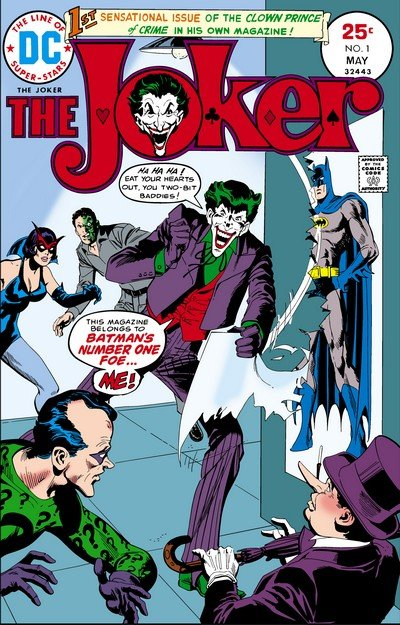 The Joker #1 – 9 (1975-1976)