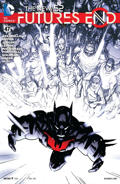 The New 52 – Futures End #47 Free Download