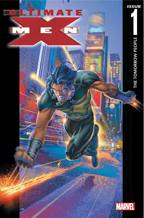 Ultimate X-Men #1 – 100 + Annuals Free Download